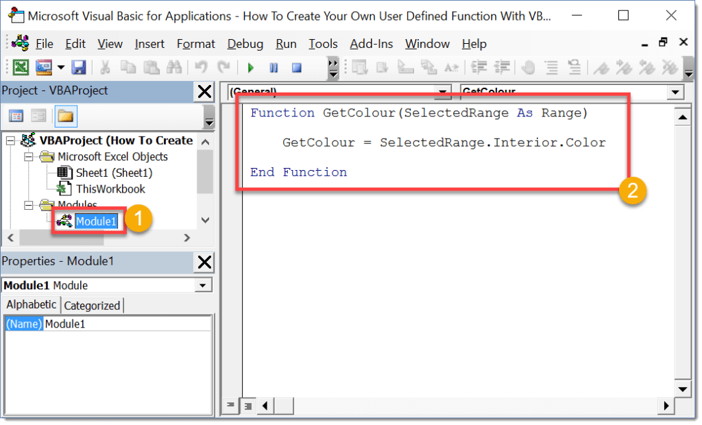 Step-002-How-To-Create-Your-Own-User-Defined-Function-With-VBA-1024x620 How To Create Your Own User Defined Function With VBA