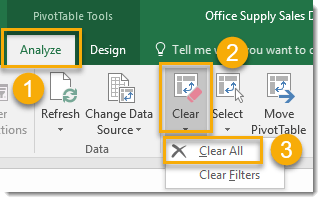 Clear-Your-Pivot-Table-to-a-Blank-State 101 Advanced Pivot Table Tips And Tricks You Need To Know