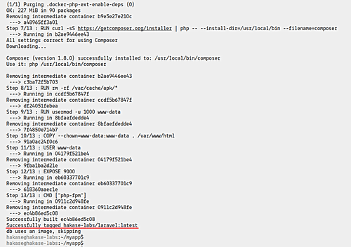 Dockerizing Laravel with Nginx MySQL and Docker Compose on