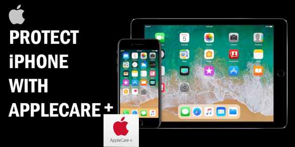 Protect iPhone with AppleCare+