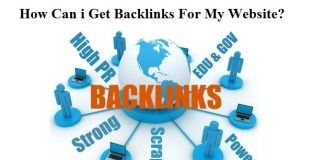 how can i get backlinks for my website
