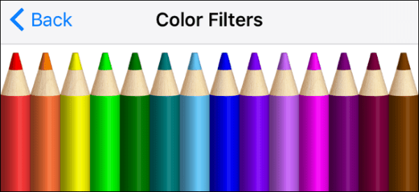 How to Enable Color Filters on Your iPhone or iPad for ...