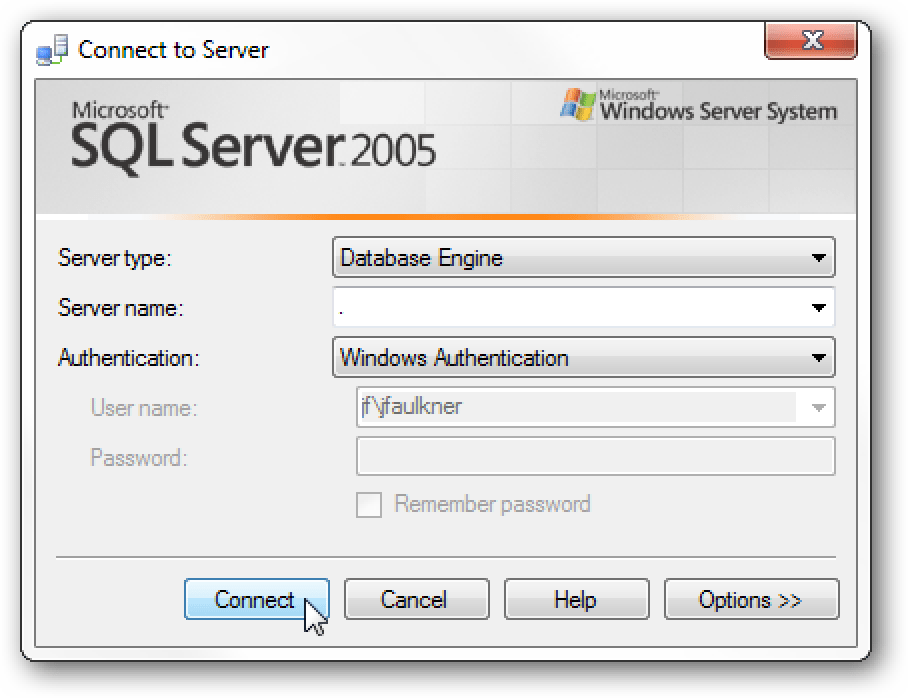 Ms Sql Database Security