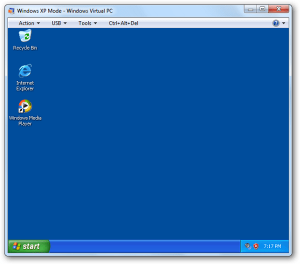 Our Look at XP Mode in Windows 7