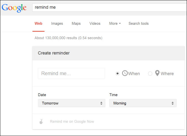 google-now-remind-me-website