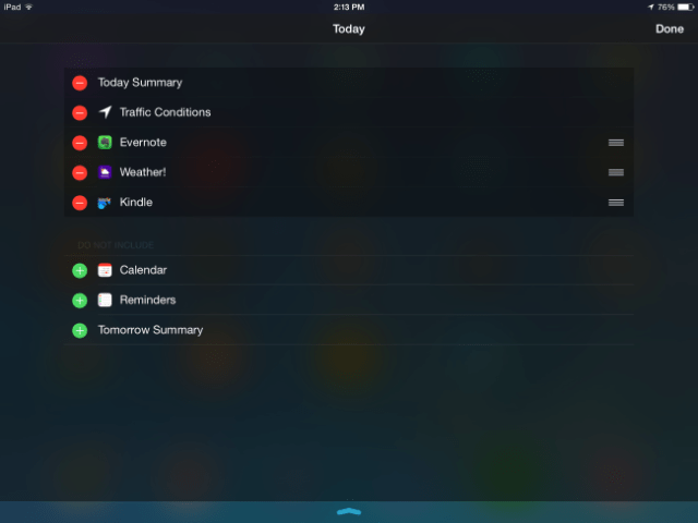 how-to-enable-widgets-on-ios-8