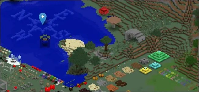 How to Render Your Minecraft Worlds Google Earth style with Mapcrafter A Word on Mapcrafter