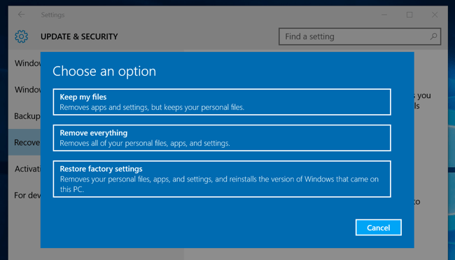 How to clean install and activate windows 10 without upgrading how to do a clean install of windows 10 the easy way ccuart Gallery