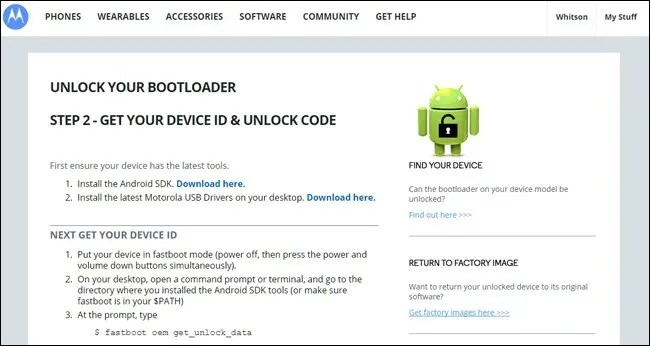 One Htc Unlock Bootloader Fastboot
