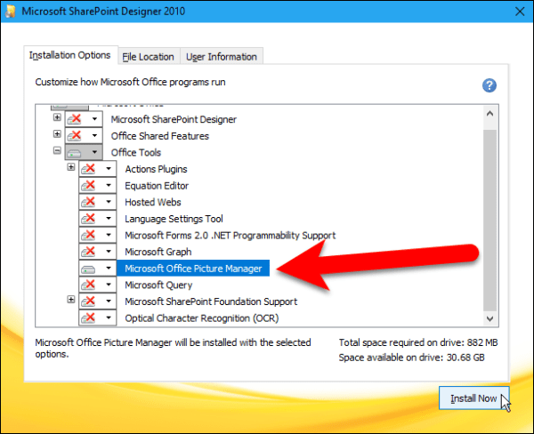 How to Bring Back the Microsoft Office Picture Manager in ...