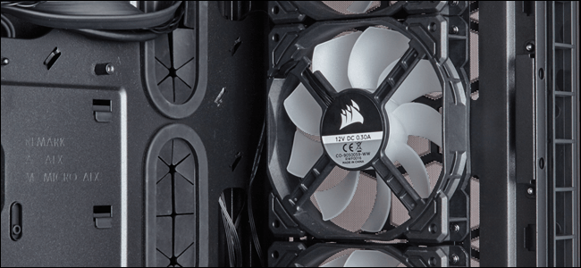 fans for optimal airflow and cooling