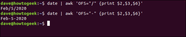 "The ""date 