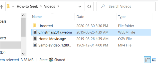 File name changed successfully.