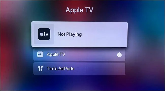 "Switch to AirPods Quickly by Holding ""Play"" on Your Remote"