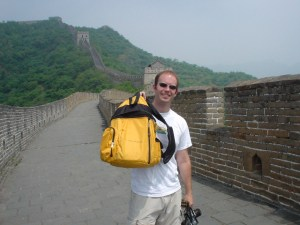 Critical Mass on the Great Wall of China