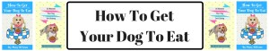 header, title, book cover, how to get your dog to eat