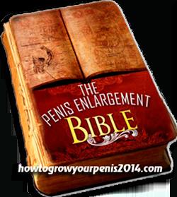 the penis enlargement bible (pe bible) review