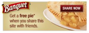 Banquet Free Pie