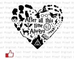 Download Harry Potter SVG Files: Premium & Free Harry Potter SVGs