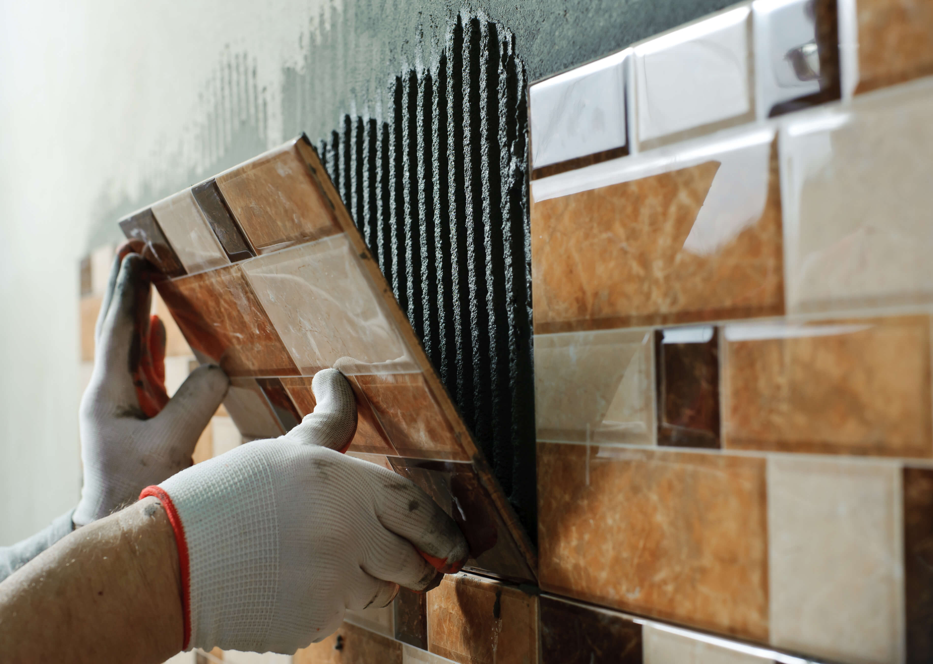 materials for tiling
