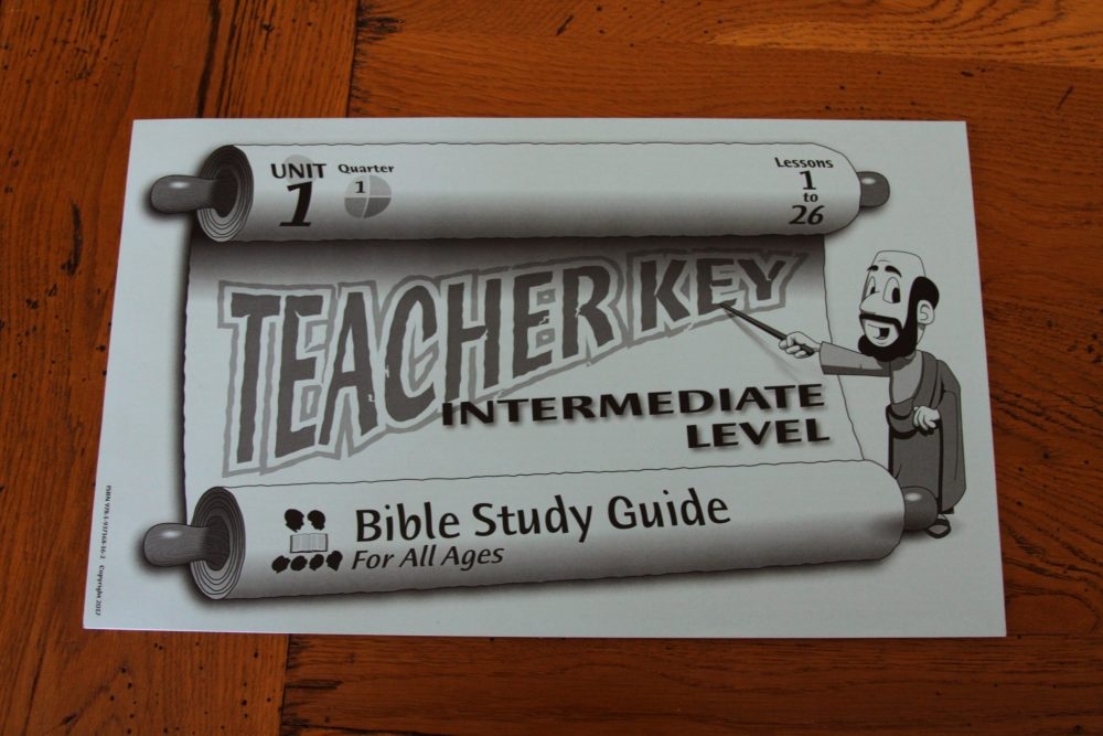 Homeschooling Curriculum Reviews - Bible Study Guide for All Ages