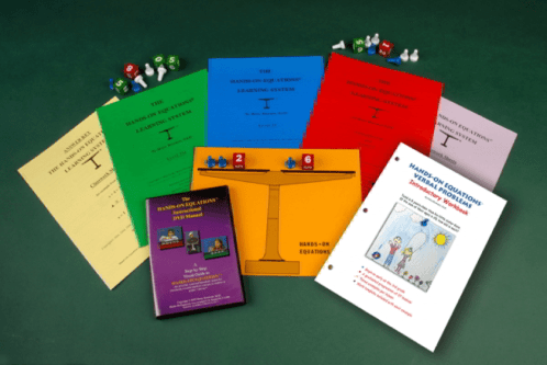 Hands On Equations Math Curriculum