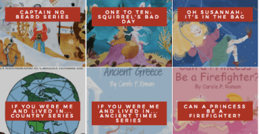 Carole P Roman Books Review