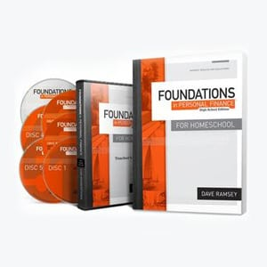 Dave Ramsey Foundations - The Best Homeschool Programs and Resources List