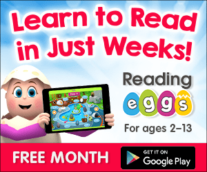 Learn to Read with the Reading Eggs Learn to Read App