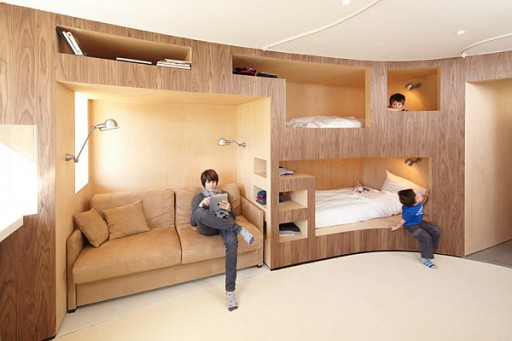 Amazing Modern Bunk Bed Design Ideas How To Instructions