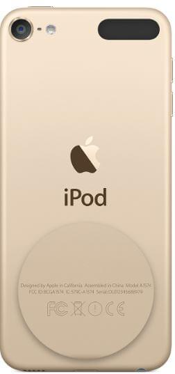 Серийный номер iPod