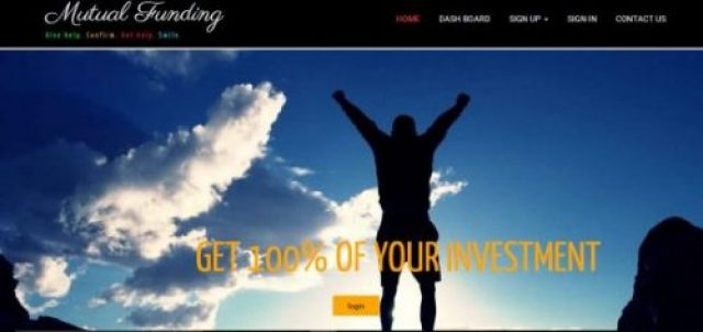 mutualfunding.biz - Get 100% of your Donation within 24hours