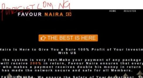 favournaira - Earn Extra 100 Return with FavourNaira