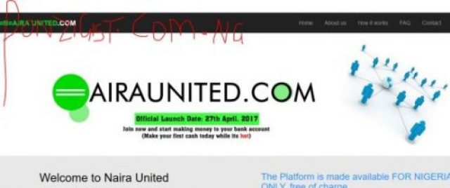 NairaUnited.com - With 1Link & 3k you Earn 72,900,000