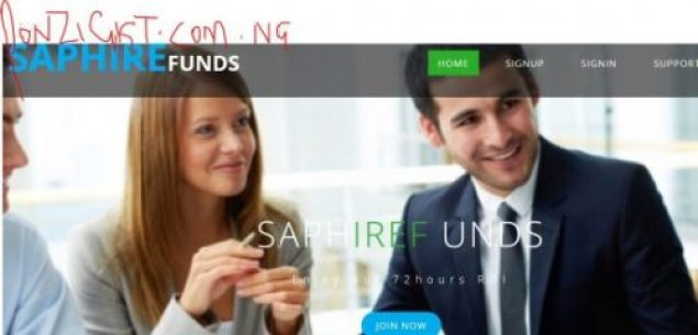 Saphirefunds - Invest 5k for 25k in Return