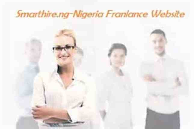 Smarthire.ng –The Nigeria Freelance Website