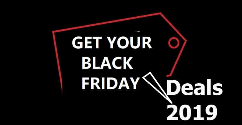 Black Friday Deals 2019 – The List Of Online Black Friday Stores