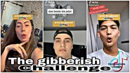 Use Guess The Gibberish Challenge Filter On Instagram and TikTok