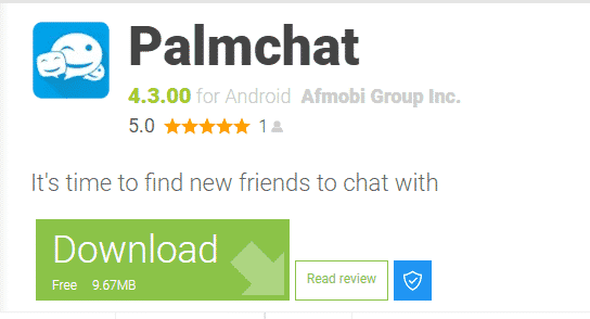 Palmchat Login Account Using Facebook | Palmchat Registration