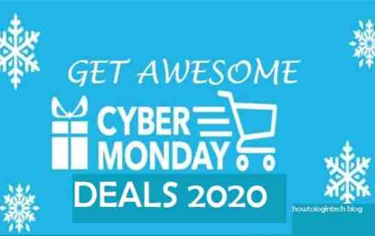 Cyber Monday Deals 2020   Get the Awesome Cyber Monday Deals
