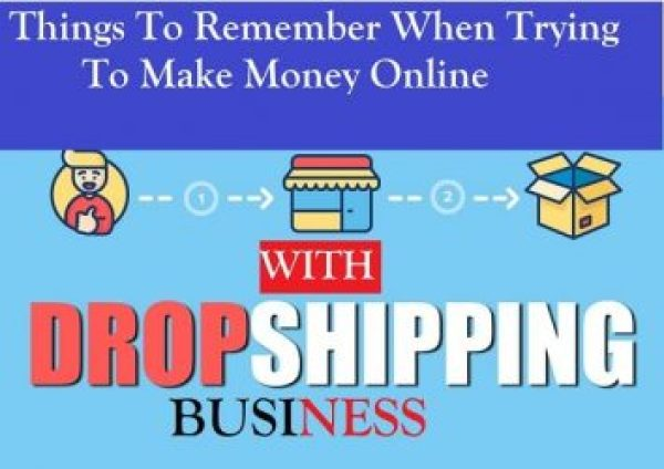 Drop shipping Business - Things to Remember to Money Online