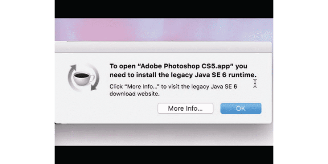 Install Legacy Java SE 6 Runtime For Mac - See How?