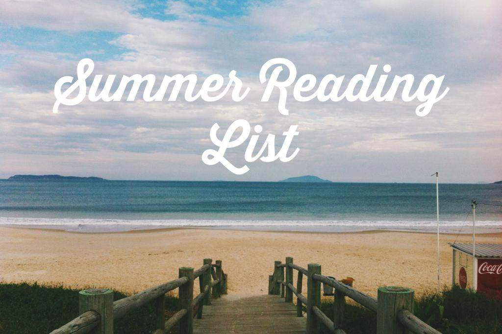 Summer Reading List | Guest Post at Moments for the Journey