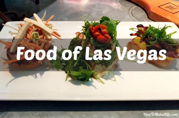 Food of Las Vegas
