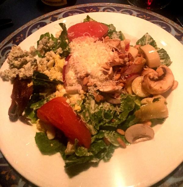 Hugo's Cellar Salad