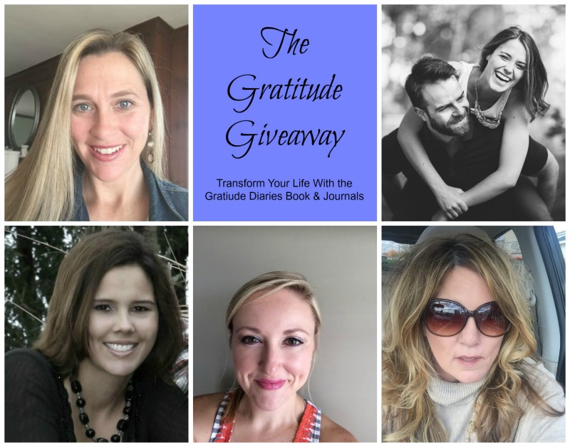 Gratitude Giveaway Collage