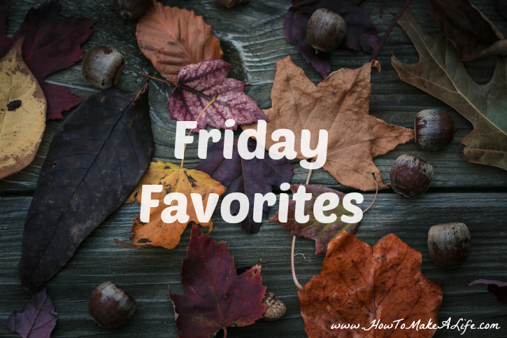 Friday Favorites of the second week of November. Come join me for music, horses, giveaways and more.
