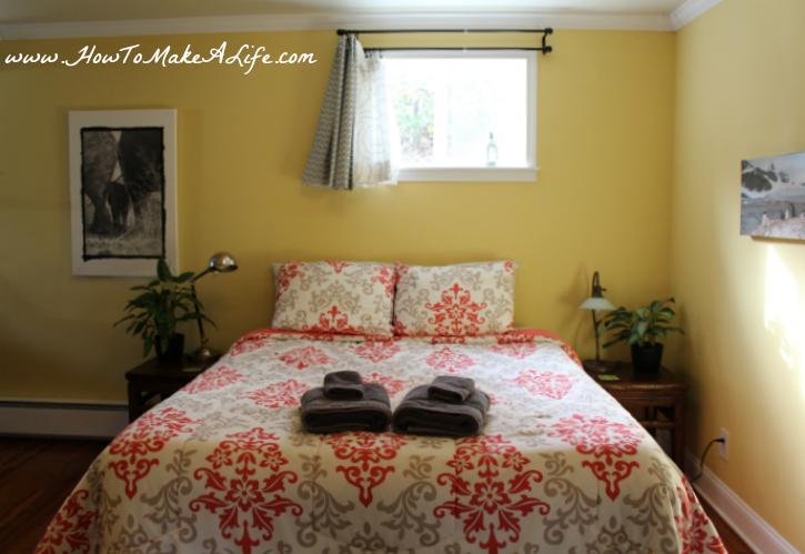 Bedroom Crescent Cottage