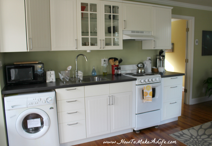 Kitchen Ashevill BnB
