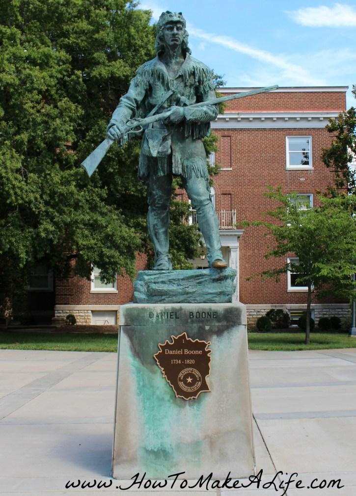 Daniel Boone- EKU